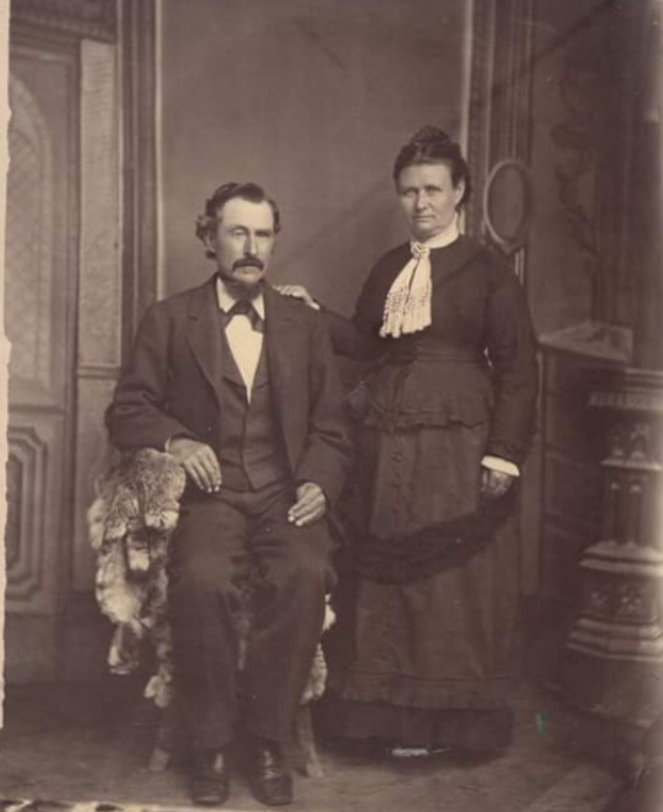 John Owen and Mary Thomas